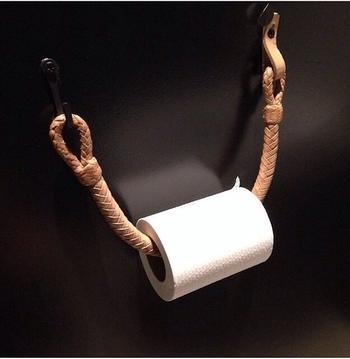14 идей держателя для туалетной бумаги своими руками