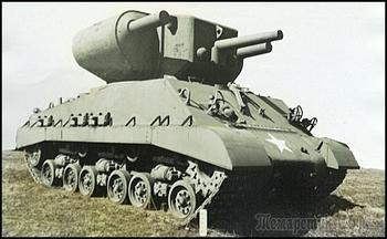 10 редких танков США, которые не пошли в серию