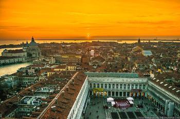 Фото прогулка по Венеции