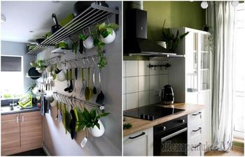 9 хитрых приемов для кухни, подсмотренные у блогеров и дизайнеров