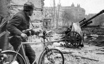 Военные подвиги, совершенные на велосипеде, или Как сражаться на педалях