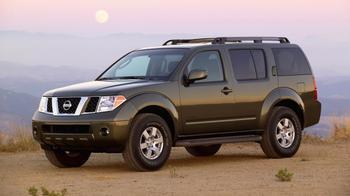 Пять причин любить и ненавидеть Nissan Pathfinder III