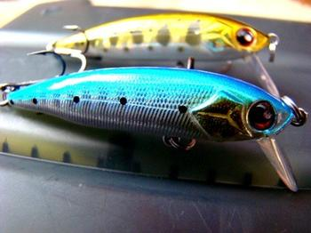 Ripple Ash или новинки в рыболовной индустрии