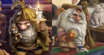 Домовой в мифологии разных стран мира