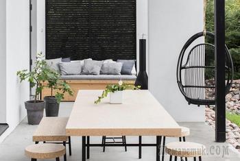 Стильный дом скандинавского блогера
