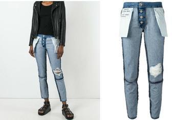Новый модный тренд: одежда шиворот-навыворот