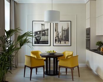 Парижская квартира в «сталинке»