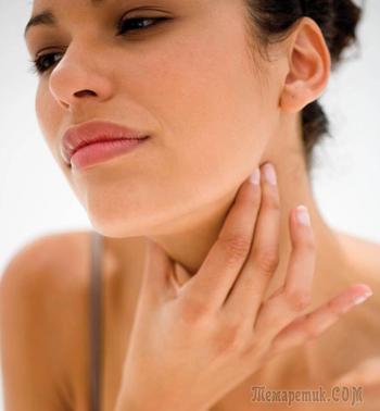 Абсцесс горла – симптомы и лечение