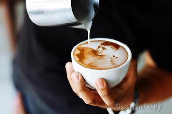 Чашка кофе (Стих)