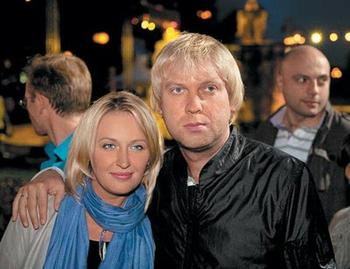 Бывшая жена Светлакова рассказала о причинах развода с юмористом