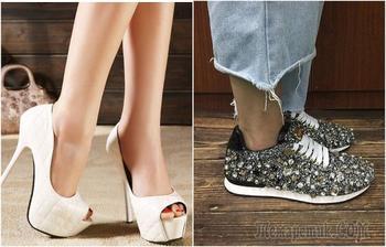 9 причин, по которым дорогая обувь выглядит дешево