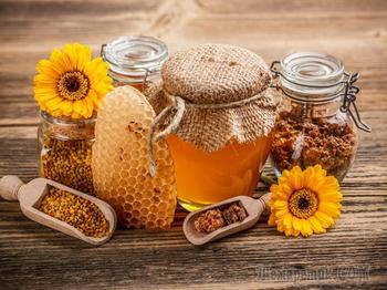 Ваш эликсир здоровья - мед