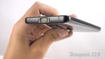 Самый крутой смартфон с мини проекторам «Blackview MAX 1» с Aliexpress