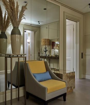Все времена года в одной квартире: московский проект от декоратора
