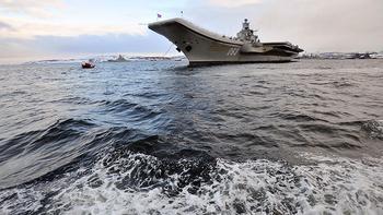 «Адмирал Кузнецов» еще подымит