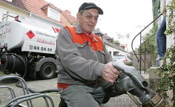 В Саксонии заканчивается топливо: грозит дефицит (Bild, Германия)
