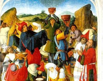 10 библейских чудес с рациональным объяснением