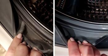 Как почистить стиральную машинку от плесени и налёта