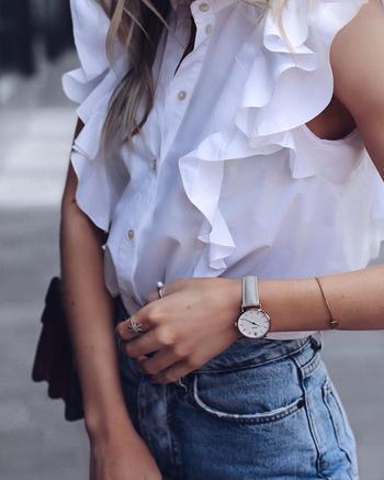 Главные элементы базового летнего гардероба