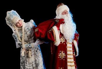 Деда Мороза не пустят к маленьким детям