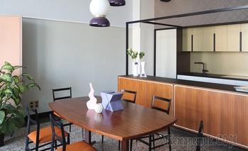Туринская квартира 160 м² в стиле ретро
