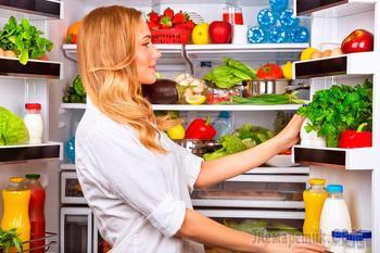 Продукты в холодильнике: как хранить, чтобы не отравиться