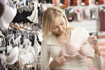 Ошибки, доказывающие, что 80% женщин не умеют носить белье