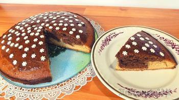 Пирог к чаю с медовым вкусом