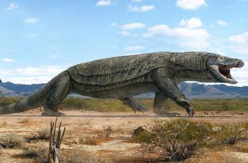 10 самых опасных животных планеты, которые вымерли, и хорошо