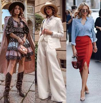3 стильных итальянки: Giulia Gaudino, Valentina Melpignano и Federica