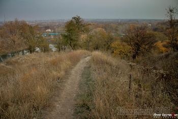 Просто осенние пейзажи 2018.Окрестности Лисичанска.