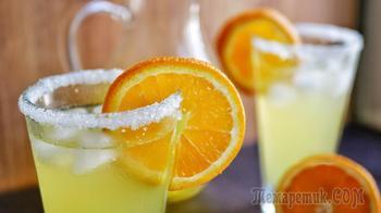 Натуральный лимонад в домашних условиях