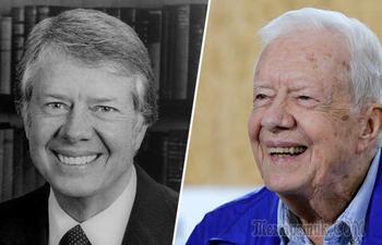 Президентская пенсия и секрет долголетия: чем занимается в 95 лет Джимми Картер, 39-ый глава США