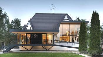 Дом в Подмосковье от 4A Architekten
