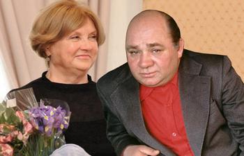 Евгений Леонов и Ванда Стойлова: любимая Ваня советского Винни-Пуха