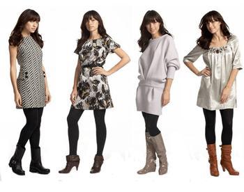 С чем носить леггинсы: советы профессионального стилиста