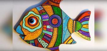 Картонаж — очень красивая техника декора для любого интерьера