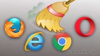 Как очистить кэш в браузере и для чего это нужно?