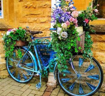 Красивые кашпо для цветов своими руками