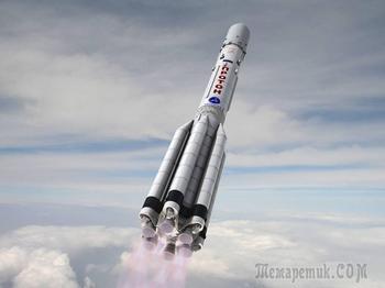 Как это работает: космические ракеты