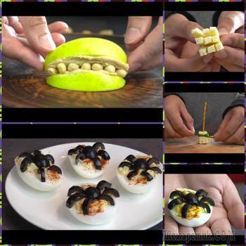 Десерт за 5 минут. 3 рецепта на Хеллоуин