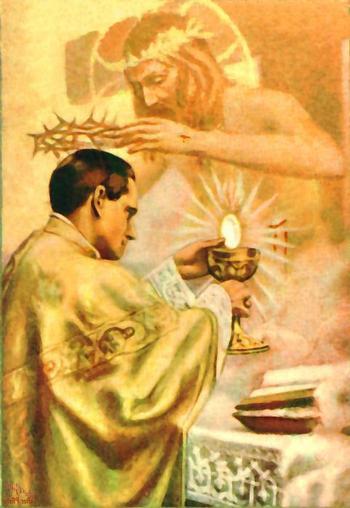 Правила и каноны ко Святому Причащению