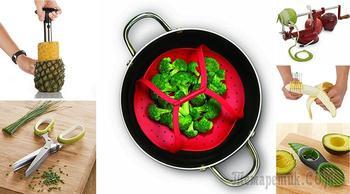 20 полезных и крутых кухонных приспособлений