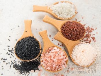 Вся правда о соли: неизвестные факты о вкусовой добавке