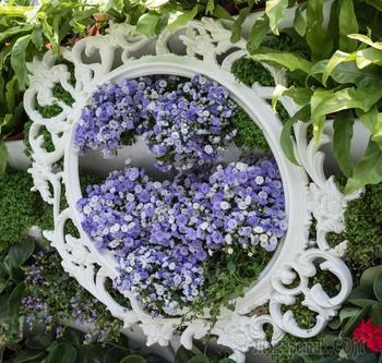 15 восхитительных идей по обустройству клумб и цветников, которые станут украшением дачи