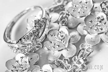 Действенные советы о том, как легко очистить серебро от черноты в домашних условиях