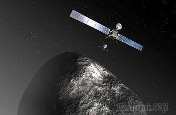 10 удивительных вещей, которые мы узнали благодаря комете Чурюмова-Герасименко