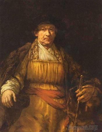 Рембрандт ван Рейн и Иосиф Бродский.   Часть 1