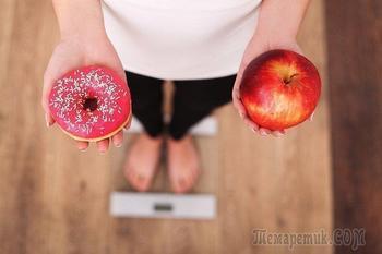 Диеты без запретов: как есть сладкое и не толстеть?