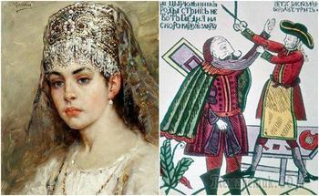 Свадебный бунт 1705 года